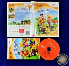 MA PENSION D'ANIMAUX JEU CONSOLE Wii COMPATIBLE WiiU COMPLET