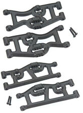 RPM Front / Rear Combo A-Arms Black for Team Durango DESC410R & DESC410Rv2