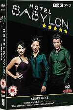 HOTEL BABYLON - SERIES 3 - DVD - REGION 2 UK