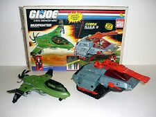 GI JOE MUDFIGHTER COBRA HISS II Action Figures & Vehicles COMPLETE w/BOX 1989