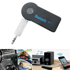 3.5mm Car Home Wireless Bluetooth AUX Audio Stereo Music Receiver Adapter Gift