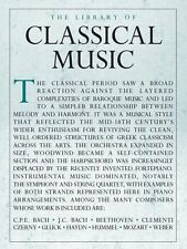 The Library Of Classical Music Play Mozart Haydn Gluck PIANO MUSIC BOOK