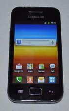 Samsung Galaxy Ace gt-s5830i - Onyx Black (Senza SIM-lock) Smartphone