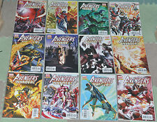 [Marvel Comics] Avengers / Invaders - #1-12 + Sketchbook - NM Bagged/Boarded