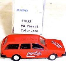 VW Passat Bj 1981 Cola Look IMU EUROMODELL 11033 H0 1:87 OVP #H01   å