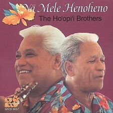 Hawaiian Music CD - The Ho'opi'i Brothers - Na Mele Hanohano New Sealed