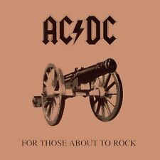 AC/DC - FOR THOSE ABOUT TO ROCK WE SALUTE YOU: REMASTERED VINYL ALBUM (2003)