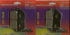 Honda Disc Brake Pads CB400 1992-1995 Front (2 sets)