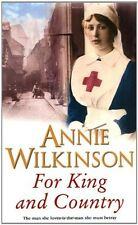For King and Country Wilkinson, Annie New Book