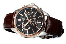 Casio  Edifice Men's Wristwatch  - EFR-510L Brown strap CHRONOGRAPH