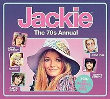 Jackie The 70's Annual - 3CD *NEW*