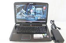 """MSI GT70 Gaming Laptop 17.3"""" Core i7-3630QM 2.4GHz 16GB RAM 1TB+640GB HDD"""
