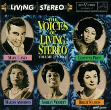The Voices of Living Stereo Vol. 2 - Roberta Peters/Mario Lanza/Marian Anderson