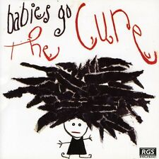 Babies Go The Cure - Sweet Little Band (2008, CD NEUF)