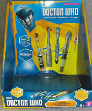 Character Options DOCTOR WHO Sonic Screwdriver Cardboard SHELF DISPLAY Unit Wave