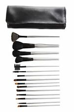 Morphe 15 Piece Deluxe Brush Set with Case Storage