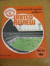 03/04/1974 Manchester United v Burnley  (token removed). Thanks for viewing our