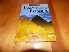 ANCIENT CIVILIZATIONS LAND OF THE PYRAMIDS Egypt Secrets History Channel DVD NEW