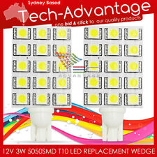 2 x 12V 3W 15x5050SMD JAYCO NARVA CARAVAN MARINE BOAT REPLACEMENT T10 LED WEDGE