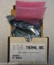 Welding PCB , DISPLAY Thermal Arc 204841 Hobart Welder Orignal Parts Made in USA