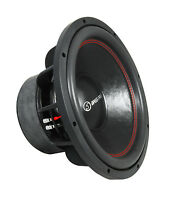 "Bass Face SPL15.3 15"" Inch 38cm 6000w Car Audio Subwoofer SQ SPL Competition Sub"