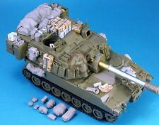 "Legend 1/35 M109A6 ""Paladin"" 155mm SP Howitzer Stowage Set (for AFV Club) LF1271"