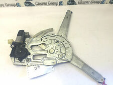 Volvo S60 Used winder mech regulator and motor Left Front 01-05
