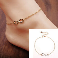 Sexy Women Gold Chain Ankle Anklet Bracelet Barefoot Sandal Beach Foot Jewelry