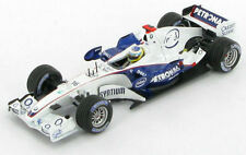 "BMW Sauber F106 Nick Heidfeld ""Thank You Michael""  Brazil 2006 1:43"