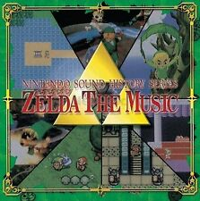 New 0405 THE LEGEND OF ZELDA Nintendo Soundtrack History Series Music CD Music