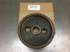 HALF TRACK WHITE MOTOR 160AX 250A  NOS CAMSHAFT TIMING GEAR WHITE TRUCK GEAR