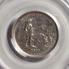 2000-P MA 25c ERROR Reverse Struck Thru Late Stage Die Cap PCGS Certified MS64