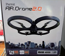 Parrot AR Drone 2.0 Quadcopter Orange/Blue NEW