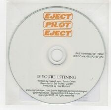 (GG970) Eject Pilot Eject, If You're Listening - 2013 DJ CD