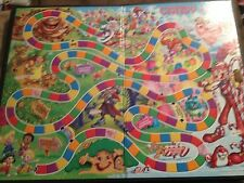 CANDYLAND REPLACEMENT BOARD ONLY 2004 GAMES CRAFTS