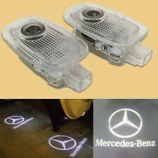 2x LED Door Welcome Projector Ghost Shadow laser Light for Mercedes-Benz S W221