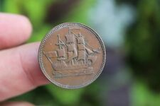Canadian coin, Ships Colonies & Commerce, Prince Edward Island PE-10CI, 1835
