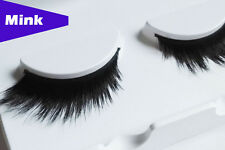 New design luxury 100% mink eyelashes Real Mink Hair False Eyelashes Eye Lashes