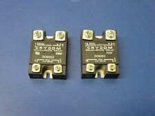 Pack of 2 CRYDOM DC60S3 Solid State Relays 8304B