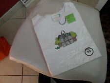 Vera Bradley t-shirt with basket of flowers on front size XS