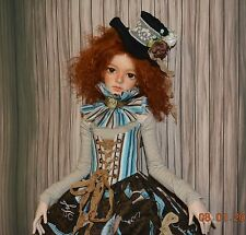 """Outfit """"Glamour"""" with 2 corsets for SD Dollstown Elf, SD Kaye Wiggs"""