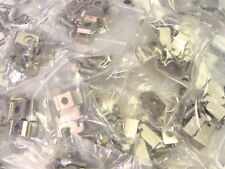 Large Lot of 140+ NEW Stainless Steel High Vacuum / Turbo Pump System Clamps!