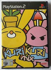 KURU KURI MIX PS2 PLAYSTATION 2 GAME brand new & SONY sealed UK !