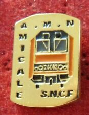 PIN'S TRANSPORT TRAIN SNCF A.M.N. AMICALE LOCO 26082