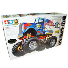 Tamiya 1:10 Bullhead 4WD 4x4x4 Pick Up EP RC Car Truck Kit #58535