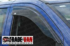 MERCEDES VITO VAN VIANO WIND DEFLETTORI Scuro Tinta finestra VISIERE RAIN GUARD 04-on