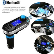 Wireless Bluetooth FM Transmitter MP3 Player Car Kit Charger for iPhone 6 5S TL