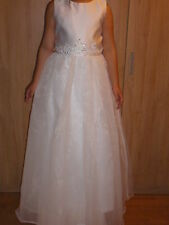 NEW First Holy Communion  Bridesmaid  Party Girl Dress Age 7 - 8