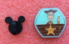 Pins DISNEY Personnage WOODY Cow Boy de TOY STORY