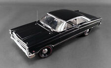 GMP 1967 Ford Fairlane XL 427 R Code Black 1:18 (New Stock) Nice!